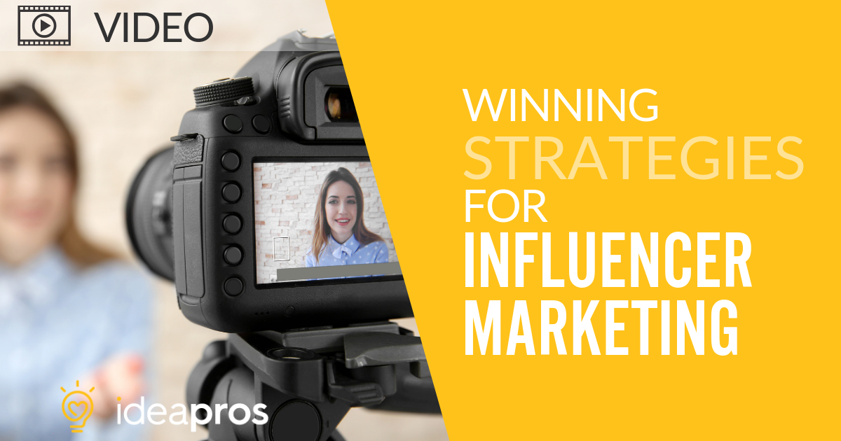 influencer marketing IdeaPros Entrepreneur and Startup Blog