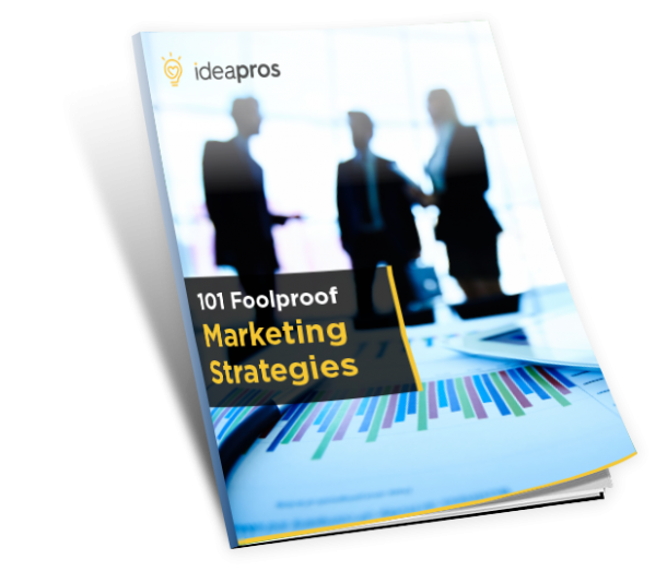101 Foolproof Marketing Strategies PDF - 3D